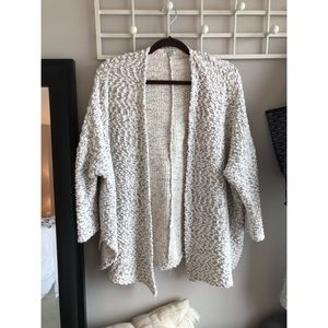 Oversized Cozy Cardigan from Urban Outfitters